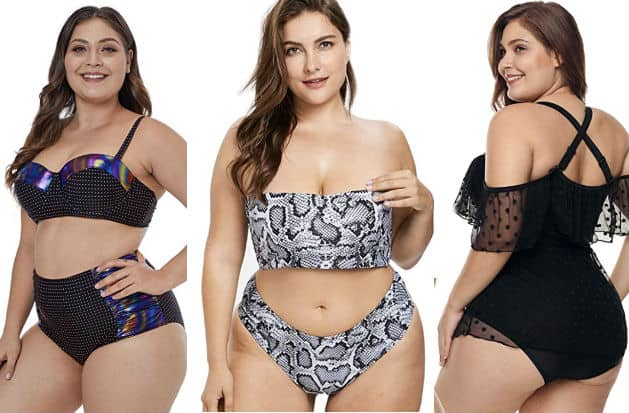 32 Places to Shop for Plus Size Swimwear - Ready To Stare