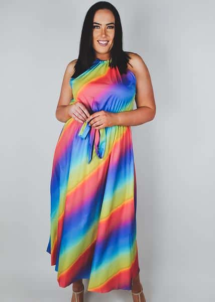 Rainbow Plus Size Clothing and Accessories to Wear to Pride ...